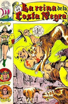La Reina de la Costa Negra (2ª época - Grapa) #44