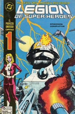 Legion de Super-Heroes
