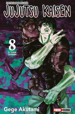 Jujutsu Kaisen: Contiendas de Brujería #8