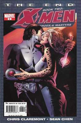 X-Men The End Book Two: Heroes and Martyrs (Grapa) #6