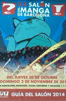 Catálogo / Guía del Salón del Manga de Barcelona #20