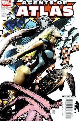 Agents of Atlas Vol. 1 (2006) #4