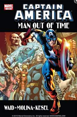 Captain America: Man Out of Time #1