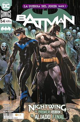 Batman: Nuevo Universo DC / Renacimiento (Grapa) #109/54