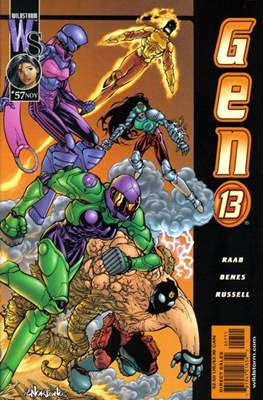 Gen 13 (1999 Series) (Saddle-Stitched) #57