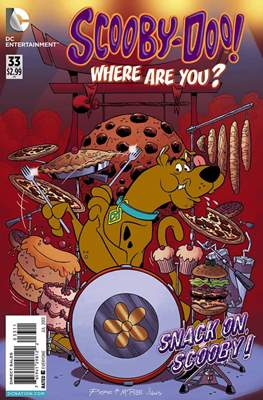 Scooby-Doo! Where Are You? (Comic Book) #33