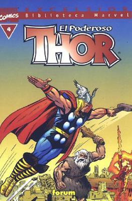 Biblioteca Marvel: El Poderoso Thor (2001-2004) (Rústica 160 pp) #4