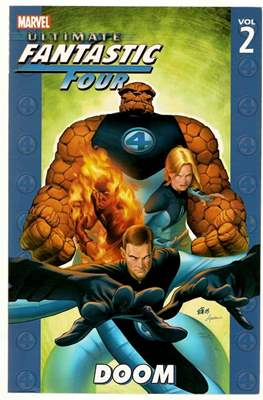 Ultimate Fantastic Four (Softcover 144 pp) #2