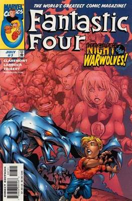 Fantastic Four Vol. 3 #7