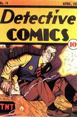 Detective Comics Vol. 1 (1937-2011; 2016-) (Comic Book) #14
