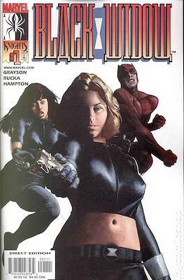 Black Widow: Breakdown (Comic-Book) #1