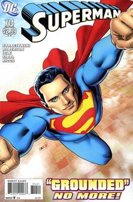 Superman Vol. 1 / Adventures of Superman Vol. 1 (1939-2011) (Comic Book) #714
