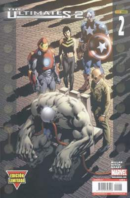 The Ultimates 2 (2006-2007) (Grapa) #2