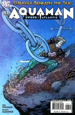 Aquaman Vol. 6 / Aquaman: Sword of Atlantis (2003-2007) (Saddle-stitched) #57