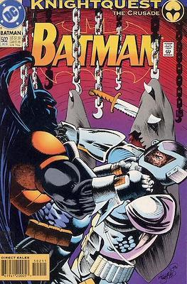 Batman Vol. 1 (1940-2011) (Comic Book) #502