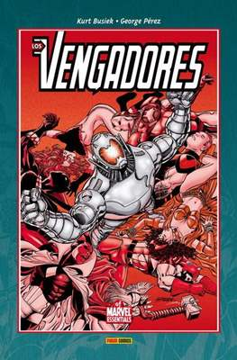 Los Vengadores. Best of Marvel Essentials (Cartoné, 208 páginas) #4