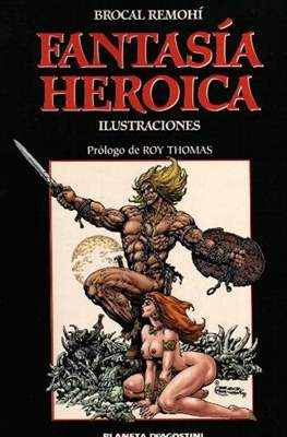 Fantasía Heroica. Ilustraciones