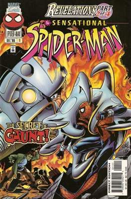 The Sensational Spider-Man (1996-1998) (Comic Book) #11