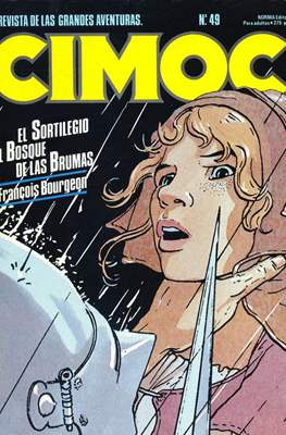 Cimoc (Grapa 60-132 pp) #49