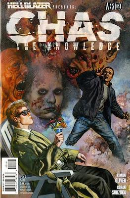 Hellblazer Presents: Chas The Knowledge (Grapa) #2