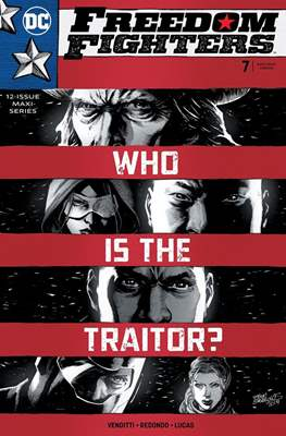 Freedom Fighters Vol. 3 (2018-) (Comic Book) #7