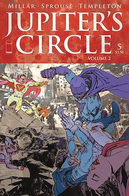 Jupiter's Circle Vol. 2 (Comic-Book) #5
