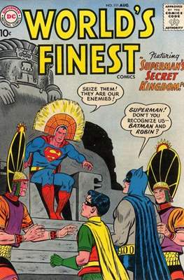 World's Finest Comics (1941-1986) #111