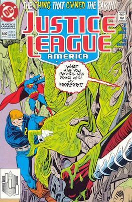 Justice League / Justice League International / Justice League America (1987-1996) (Comic-Book) #68