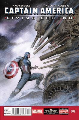 Captain America: Living Legend (2013) #3