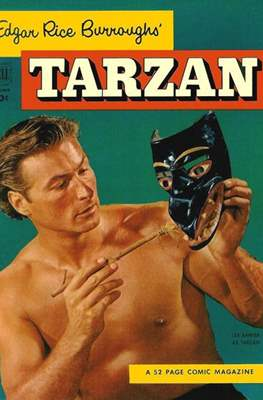 Tarzan (Comic-book) #37