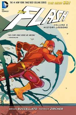 The Flash Vol. 4 (2011-2016) (Softcover) #5
