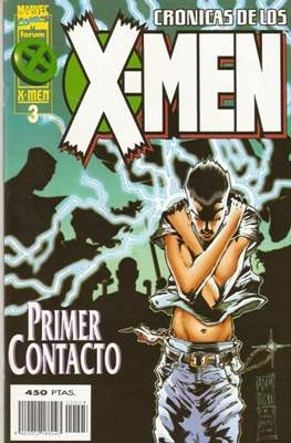 Crónicas de los X-Men (1995-1996) (Grapa. 17x26. Color.) #3