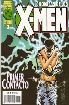 Crónicas de los X-Men (1995-1996) (Grapa) #3