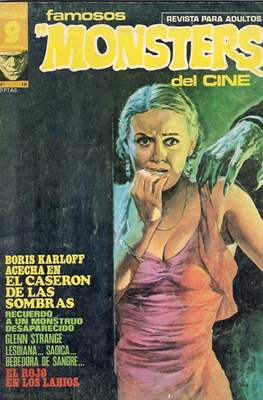 Famosos Monsters del Cine (Grapa , 66 páginas. 1975-1977) #18