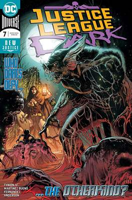 Justice League Dark Vol. 2 (2018-) (Comic Book) #7