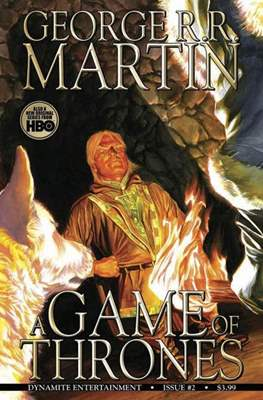 A Game Of Thrones (Comic Book) #2