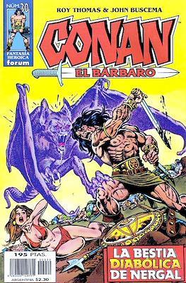 Conan el Bárbaro (1998-2001) (Grapa 24 pp) #30