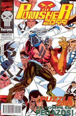 Punisher 2099 (1994-1995) (Grapa. 17x26. 24 páginas. Color.) #11