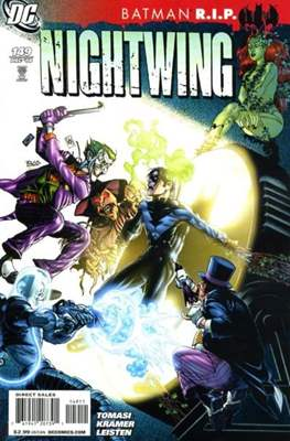 Nightwing Vol. 2 (1996) (Saddle-stitched) #149