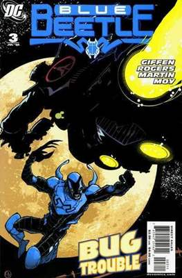 Blue Beetle Vol. 8 #3