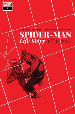 Spider-Man: Life Story (Comic Book 32 pp) #4