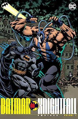 Batman Knightfall Omnibus (Hardcover 960-928 pp) #1