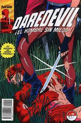Daredevil Vol. 2 (1989-1992) (Grapa 32 pp) #10