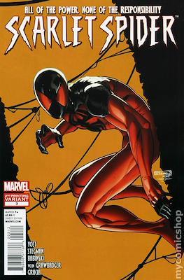 Scarlet Spider (Vol. 2 2012-2014 Variant Cover) #3