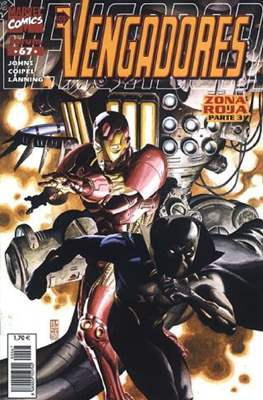 Los Vengadores vol. 3 (1998-2005) (Grapa. 17x26. 24 páginas. Color. (1998-2005).) #67