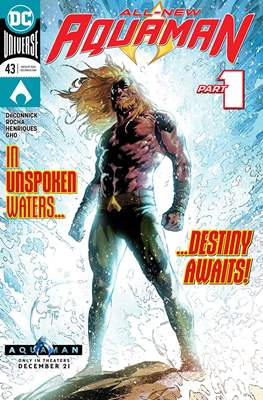 Aquaman Vol. 8 (2016-) (Comic-book) #43