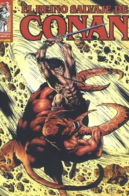El Reino Salvaje de Conan #3