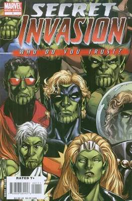 Secret Invasion Who Do You Trust?