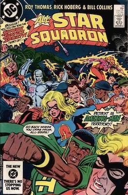 All-Star Squadron Vol 1 (Grapa) #39