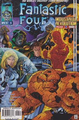 Fantastic Four Vol. 2 (Comic Book) #6